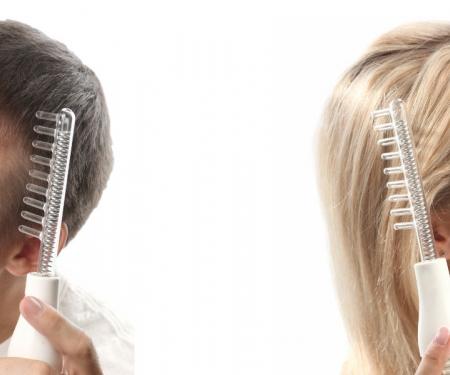 НОВИНКА Дарсонваль головы для улучшения роста волос