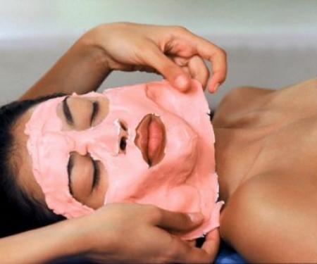Альгинатные маски AQUATONALE (Франция)