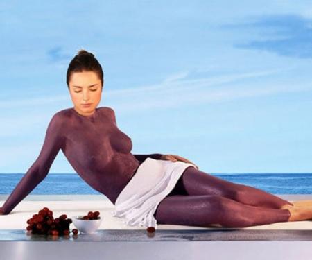 Обертывание  из натуральной грязи Мертвого моря для похудения
