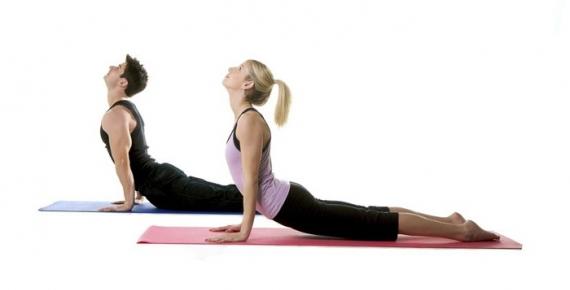 Класс йоги Анны Юшковой