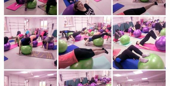 Функциональный тренинг, Пилатес, Пилатес-Фитбол, Стретчинг, ZUMBA от Саламахиной Натальи.