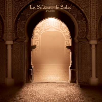 La Sultane de Saba эксклюзивно в нашем салоне